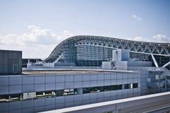 Διεθνής αερολιμένας Kansai Στοκ Εικόνες