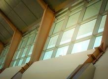 Διεθνής αερολιμένας Πόλεων της Οκλαχόμα του Roy Rogers στοκ φωτογραφίες