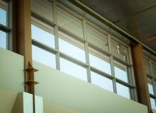 Διεθνής αερολιμένας Πόλεων της Οκλαχόμα του Roy Rogers στοκ φωτογραφία