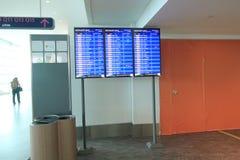 Διεθνής αερολιμένας της Μαλαισίας Κουάλα Λουμπούρ Στοκ Εικόνες