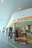 Διεθνής αερολιμένας της Μαλαισίας Κουάλα Λουμπούρ Στοκ φωτογραφίες με δικαίωμα ελεύθερης χρήσης