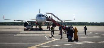 Διεθνής αερολιμένας της Mai Chiang στην Ταϊλάνδη Στοκ φωτογραφίες με δικαίωμα ελεύθερης χρήσης