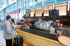 Διεθνής αερολιμένας του Μακάο Στοκ εικόνα με δικαίωμα ελεύθερης χρήσης