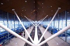 Διεθνής αερολιμένας Sepang της Μαλαισίας KLIA Στοκ φωτογραφίες με δικαίωμα ελεύθερης χρήσης
