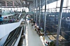 Διεθνής αερολιμένας Suvarnabhumi Στοκ φωτογραφίες με δικαίωμα ελεύθερης χρήσης