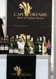 Διεθνής εμπορική έκθεση ENOEXPO κρασιού στην Κρακοβία Οι παραγωγοί του κρασιού από σε όλο τον κόσμο συναντούν τους διανομείς εισα Στοκ εικόνες με δικαίωμα ελεύθερης χρήσης