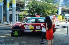 Διεθνής δημιουργική εβδομάδα δραστηριότητας Shenzhen Στοκ φωτογραφίες με δικαίωμα ελεύθερης χρήσης