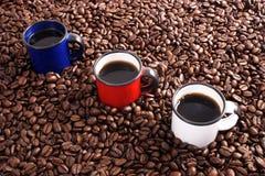 Διεθνής καφές Στοκ φωτογραφία με δικαίωμα ελεύθερης χρήσης