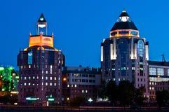 διεθνής μουσική της Μόσχα Στοκ εικόνες με δικαίωμα ελεύθερης χρήσης