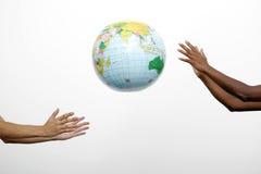 διεθνής ομαδική εργασία στοκ φωτογραφία με δικαίωμα ελεύθερης χρήσης