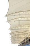 διεθνής στέγη εξεδρών επισήμων κυκλωμάτων του Μπαχρέιν Στοκ φωτογραφία με δικαίωμα ελεύθερης χρήσης