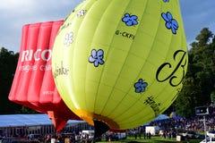 Διεθνής ballon του Μπρίστολ γιορτή στοκ φωτογραφία