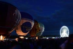 Διεθνής ballon του Μπρίστολ γιορτή στοκ φωτογραφίες