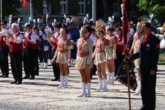 διεθνής s 01 05 2009 εργαζόμενος &eta Στοκ Εικόνα