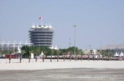 διεθνής VIP πύργων κυκλωμάτων του Μπαχρέιν Στοκ εικόνες με δικαίωμα ελεύθερης χρήσης