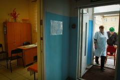 διεθνή ηλικιωμένα άτομα ημέ&r Στοκ εικόνα με δικαίωμα ελεύθερης χρήσης