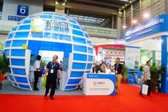 Διεθνείς διάσκεψη/έκθεση ανταλλαγής τεχνολογίας μπαταριών της Κίνας (CIBF) Στοκ Φωτογραφία
