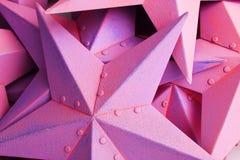 διεσπαρμένα αστέρια Στοκ Εικόνα