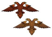 Διευθυνμένος διπλάσιο αετός ελεύθερη απεικόνιση δικαιώματος