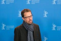 Διευθυντής και screenwriter Marcelo Martinessi σε Berlinale 2018 Στοκ Εικόνες