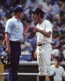 Διευθυντής Μπίλι Martin των New York Yankees Στοκ φωτογραφία με δικαίωμα ελεύθερης χρήσης