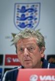 Διευθυντής Roy Hodgson της Αγγλίας Στοκ φωτογραφία με δικαίωμα ελεύθερης χρήσης