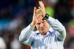 Διευθυντής Southampton FC του Ronald Koeman Στοκ φωτογραφίες με δικαίωμα ελεύθερης χρήσης