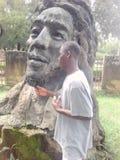 Δικαίωμα στόχου της ISSA του Bob Marley; στοκ εικόνες