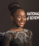 Δικαίωμα Hightower που τιμάται στα βραβεία Gala ταινιών NBR Στοκ Εικόνες