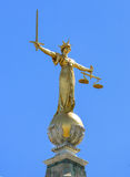 Δικαιοσύνη Στοκ Φωτογραφίες