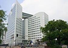 δικαστήριο εγκληματική Χάγη icc διεθνής Στοκ φωτογραφίες με δικαίωμα ελεύθερης χρήσης
