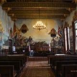 Δικαστήριο δικαστηρίων της Barbara Santa Στοκ Εικόνες