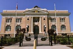 Δικαστήριο κομητειών του Franklin σε Pasco, Ουάσιγκτον Στοκ Φωτογραφίες