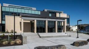 Δικαστήριο κομητειών του Jefferson στο Μάντρας Όρεγκον Στοκ εικόνα με δικαίωμα ελεύθερης χρήσης