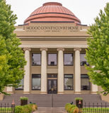Δικαστήριο κομητειών Modoc σε Alturas Καλιφόρνια Στοκ Εικόνες