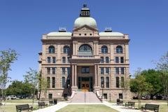 Δικαστήριο κομητειών Tarrant στο Fort Worth, ΗΠΑ στοκ φωτογραφίες με δικαίωμα ελεύθερης χρήσης