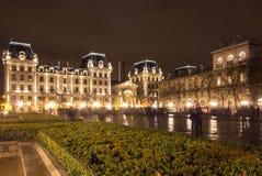 Δικαστήριο Ποινικού Δικαστηρίου correctionnel, Παρίσι, Γαλλία Στοκ φωτογραφία με δικαίωμα ελεύθερης χρήσης