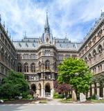 Δικαστήριο της Βιέννης Δημαρχείο, Αυστρία Στοκ Εικόνα