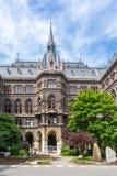 Δικαστήριο της Βιέννης Δημαρχείο, Αυστρία Στοκ Εικόνες