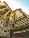 Δικαστήριο των Βρυξελλών Στοκ Φωτογραφία