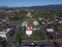 Δικαστήριο Corvallis στοκ φωτογραφία με δικαίωμα ελεύθερης χρήσης