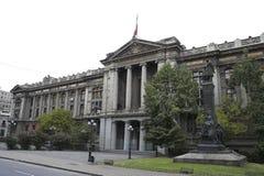 δικαστήριο de Σαντιάγο της  στοκ εικόνα
