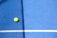 Δικαστήριο Tenis Στοκ Εικόνες