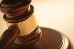 Δικαστής ή gavel auctioneers Στοκ φωτογραφίες με δικαίωμα ελεύθερης χρήσης