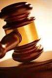 Δικαστής ή gavel auctioneers Στοκ εικόνες με δικαίωμα ελεύθερης χρήσης