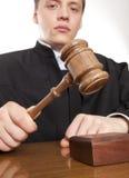 Δικαστής Στοκ φωτογραφία με δικαίωμα ελεύθερης χρήσης