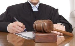 Δικαστής στοκ φωτογραφίες
