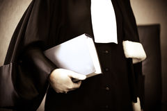 Δικηγόρος γυναικών στοκ φωτογραφία
