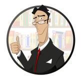 Δικηγόρος, πληρεξούσιος, διανυσματικό πρότυπο σχεδίου λογότυπων δικηγόρων ελεύθερη απεικόνιση δικαιώματος