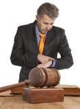 Δικηγόρος Στοκ Εικόνες